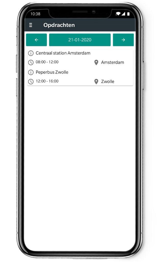 Brainsoftware app bedrijfssoftware