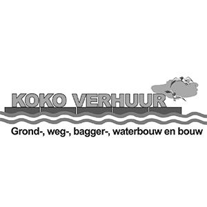 KoKo verhuur logo