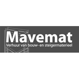 Mavemat Verhuur Kop logo